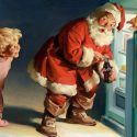"Did Coca Cola ""invent"" Santa Claus?"