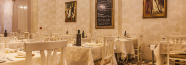New Website for Palazzo Preca Restaurant